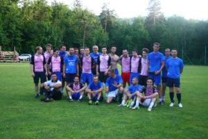 Ekipa iz tekme oženjeni proti ledik fantom 2015