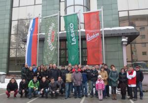 Obisk pivovarne Union (1)