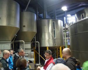 Obisk pivovarne Union (8)